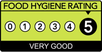 rated very good for food hygiene